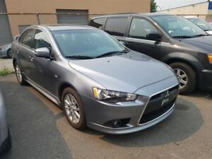 2015 Mitsubishi Lancer SE LTD; Certified Pre-owned!
