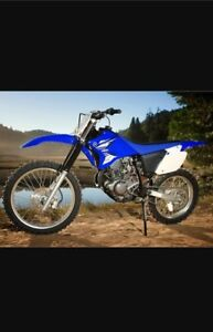 Looking for a dirtbike!