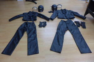 Motorcycle jackets and pants Leather TAURUS
