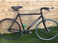 adults ridgeback fixed wheel road bike