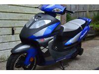 lexmoto 125 cc petrol 2012