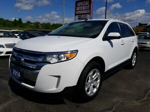 2014 Ford Edge SEL SEL !! LEATHER !!! REAR CAMERA !!! ACCIDEN...