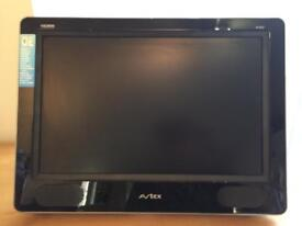 "Avtex W193D 19"" widescreen digital & analogue TV & DVD. Motor Home or Caravan"