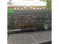 Razer Tournament Edition Mechanical Keyboard