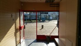 Empty shop to rent. Close to broad street , Fiveways . Under Offer!