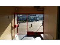 Empty shop to rent. Close to broad street , Fiveways