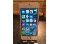 iPhone 5s 16gb O2/giffgaff