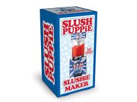 Slush puppy machine in box