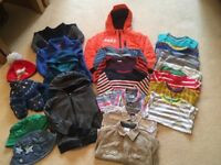 Boys Clothing Bundle - 2/3 years
