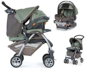 ***CAR SEAT & STROLLER (WANTED)***