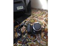 Fuji camera and bag