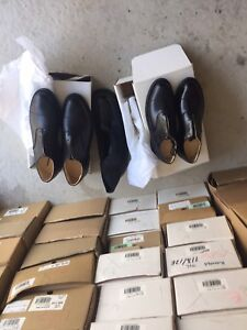 100 pair Leather Shoes .
