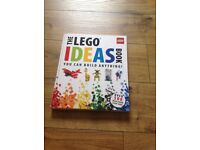 LEGO IDEAS Book published by DK books