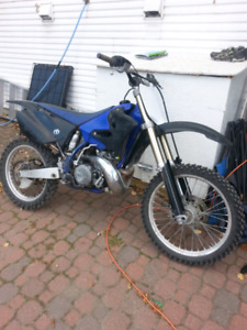 REDUCED.  04 YZ 250