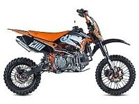 WANTED!!!! PIT BIKE 125CC UPWARDS!!! CONDITION NOT IMPORTANT