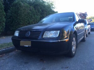 2004 Volkswagen Jetta Sedan - Diesel - Manual Transmission