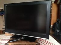 Sony Bravia LCD TV, 32 inch, fully working, VGC