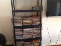 Job lot vinyl records (assorted genres)
