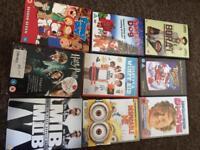 Various DVD films