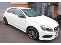 Mercedes A180 CDI BLUEEFFICIENCY AMG SPORT WITH NIGHT PACK