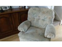 Free cosy armchair