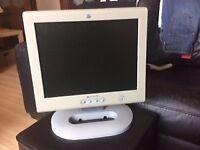 Computer monitor - Hewlett Packard.