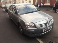 Toyota Avensis D4D 150 Sat Nav Leathers Cruise Control
