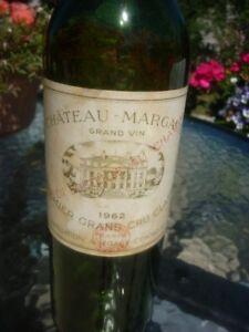 label de bouteille de vin Chateau Margot 62