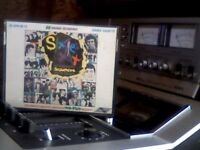 VARIOUS ARTISTS SIXTIES MIX - 60 SENSATIONALLY SEQUENCED HITS OF THE 60's PRERECORDED CASSETTE TAPE.