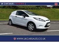 Ford Fiesta Van 1.4TDCi ( 70PS ) Stage V 2012