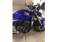 Honda Hornet motorcycle