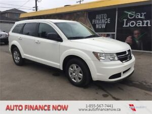 2012 Dodge Journey 7 passenger OWN ME FOR ONLY $86.73 BIWEEKLY!