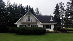 House on Tidnish river for sale