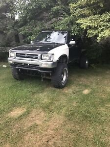 1991 Toyota pick up