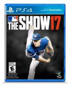 MLB The Show 17 for PS4