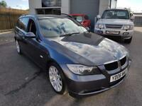 BMW 320 2.0TD d SE Touring estate 2006 06 Reg