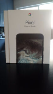 Google Pixel - BRAND NEW in sealed box - factory unlocked