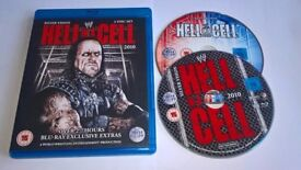 WWE Hell in a Cell 2010 - Wrestling Blu-Ray