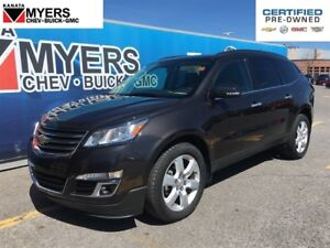 2016 Chevrolet Traverse LT AWD, SUNROOF, 7 PASS, TOW PKG!!