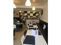 Successfull cafe for sale in prime position
