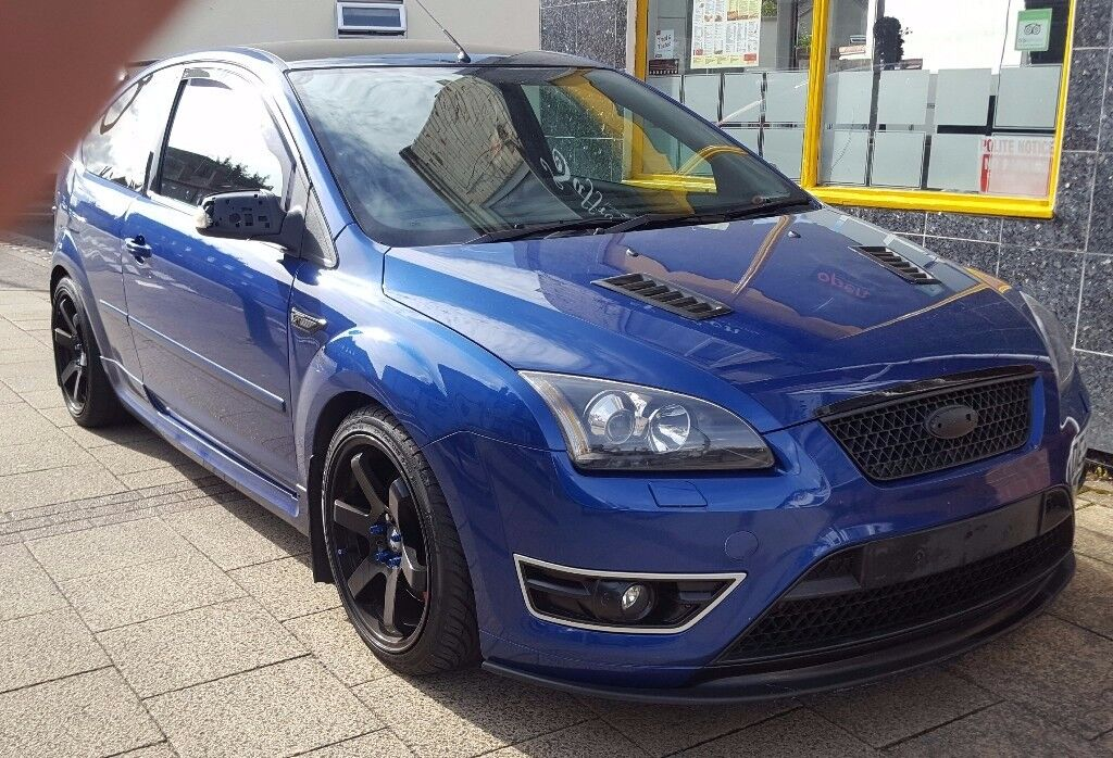 ford focus st 3 2005 2 5 turbo 350 bhp rs internals. Black Bedroom Furniture Sets. Home Design Ideas
