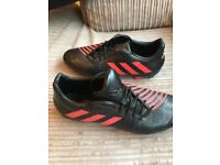 Adidas Predator Rugby Boots Size UK 10.5