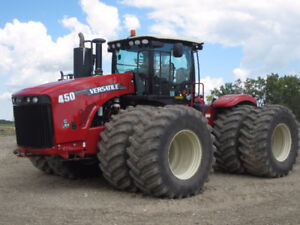 USED 2015 Versatile 450 4WD Tractor