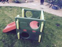 Little tykes toddler slide