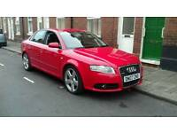 For sale AUDI A4 S LINE 2007 YEAR 2.0TDI AUTO 7G START AND DRIVE