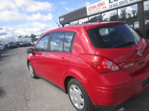 2009 NISSAN VERSA CERTIFIED & ETSETED