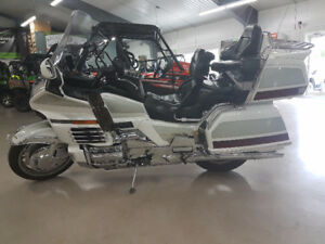 2000 Honda Goldwing 25th Anniversary Special Edition