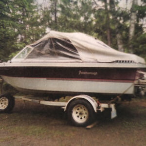 17' Peterborough In/outboard