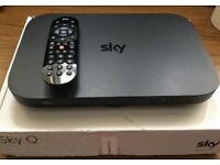 Sky Q satellite box