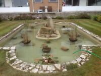Pond Cleaning, Maintenance, Repairs and More ... with 'Fish Pond Perfect'